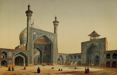 Masjid Shah - Iran