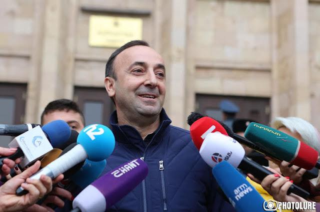 Jueces y fiscales lo más corrupto en Armenia