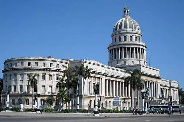 CUBA EL CAPITOLIO