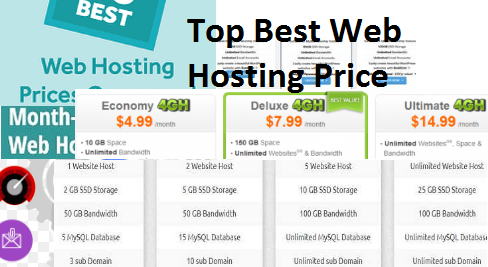 #Top Best Web Hosting Price:Web Hosting Plans