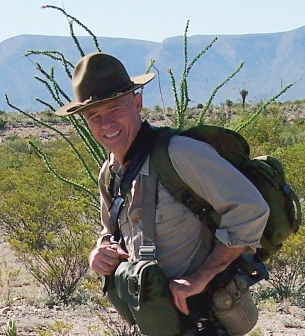 Ben H. English Author Photo