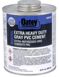 PVC Extra HD Gray Cement