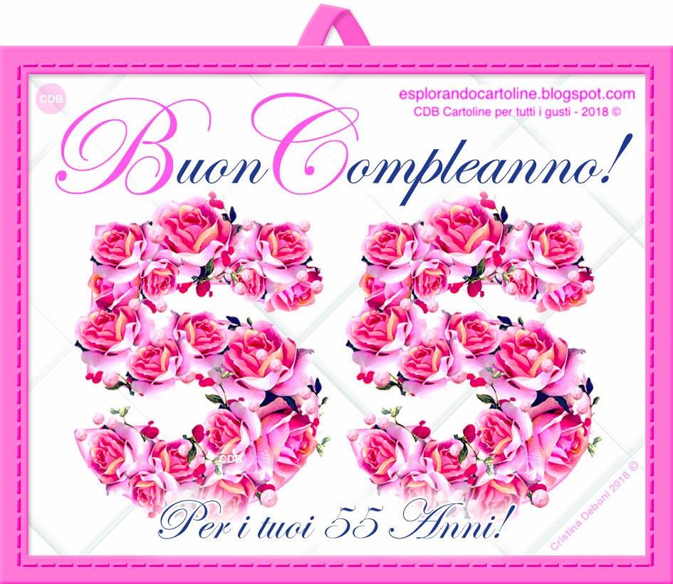 Auguri Buon Compleanno 53 Anni.Cdb Cartoline Per Tutti I Gusti Cartolina Tantissimi