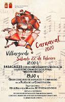 Villargordo - Carnaval 2020