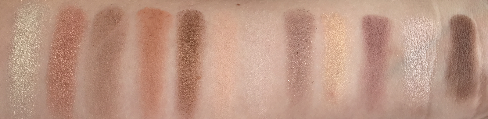 Sleek I Divine A New Day Palette Swatches