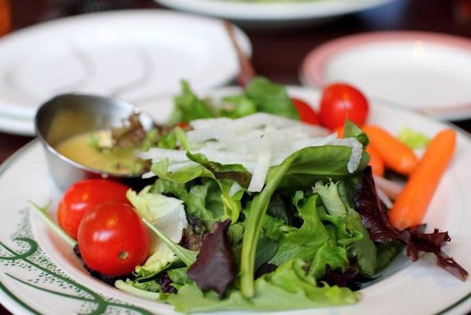 Mint Farro Side Salad