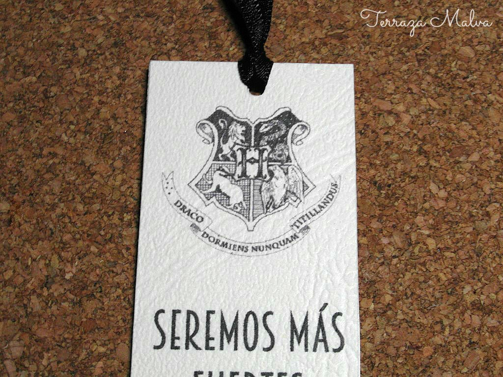 Harry Potter Libros Pdf Imprimible MarcapÁginas Harry Potter Printable