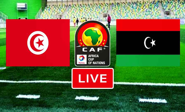 Match Tunisie vs Libye live streaming