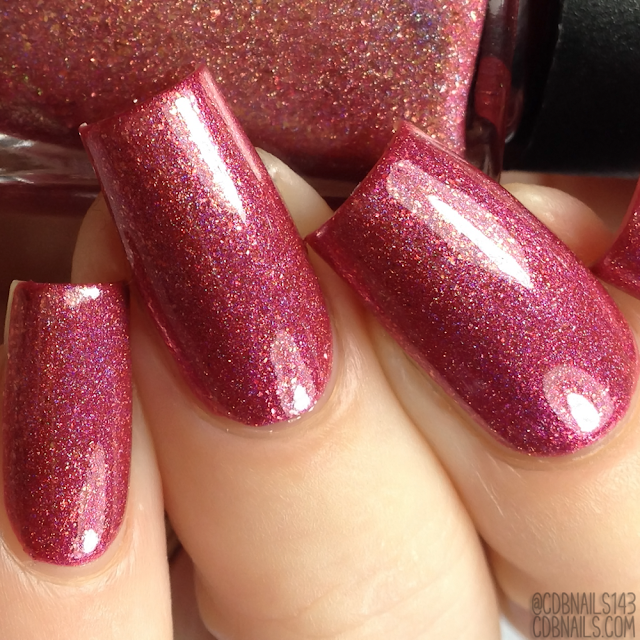 Lollipop Posse Lacquer-Fallen Woman in Dancing Costume