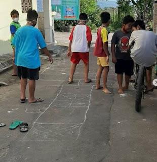 Permainan Tradisional Dari Jawa Tengah Engklek
