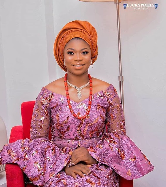 2019 Latest and Adorable Asoebi Styles