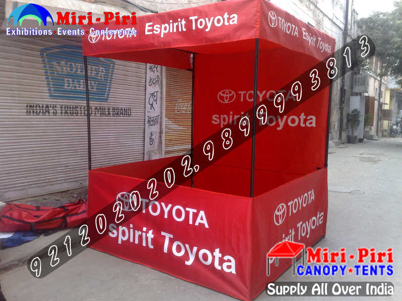 Promotional Advertising Marketing Canopy Tents Stalls