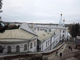 Святогірськ. Свято-Успенська лавра