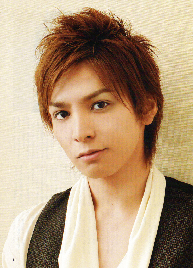 Tanoshimi! ♥: My 10 Favorite Japanese Actors