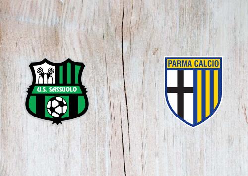 Sassuolo vs Parma -Highlights 17 January 2021