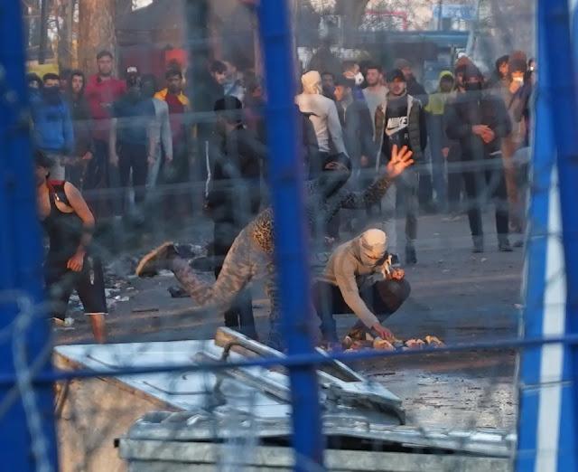Οι αρχές ασφαλείας της Ευρώπης ερευνούν τα ύποπτα επεισόδια στις Καστανιές