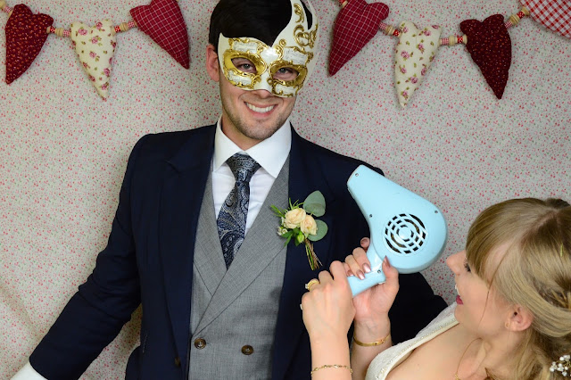 dorset photo booth for weddings