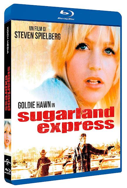 Sugarland Express - Blu-Ray