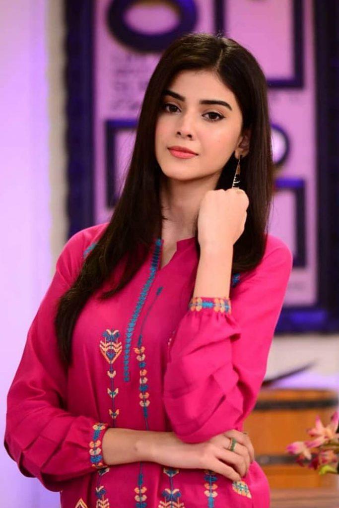 Here is Why Zainab Shabbir is Pakistan's most Beautiful Actress