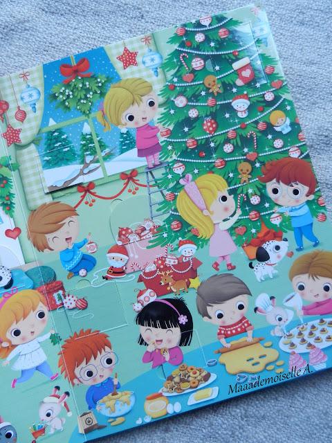 || Mon grand livre à volets : Noël (Présentation & Avis)(Chut, les enfants lisent #21)