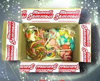 Logo Vinci gratis ''La Scatola dei Desideri'' : circa 1 kg. di caramelle, Marshmallow e non solo!