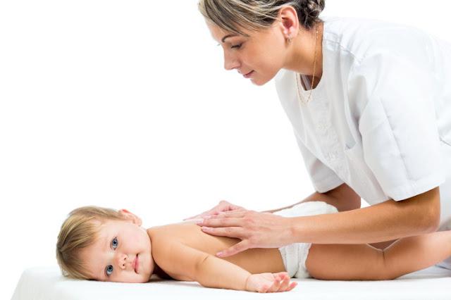 Mengobati Pilek pada Bayi tanpa Obat