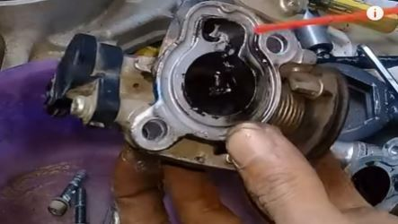 Cara Memperbaiki Sensor TPS MIO M3 Dengan Gampang