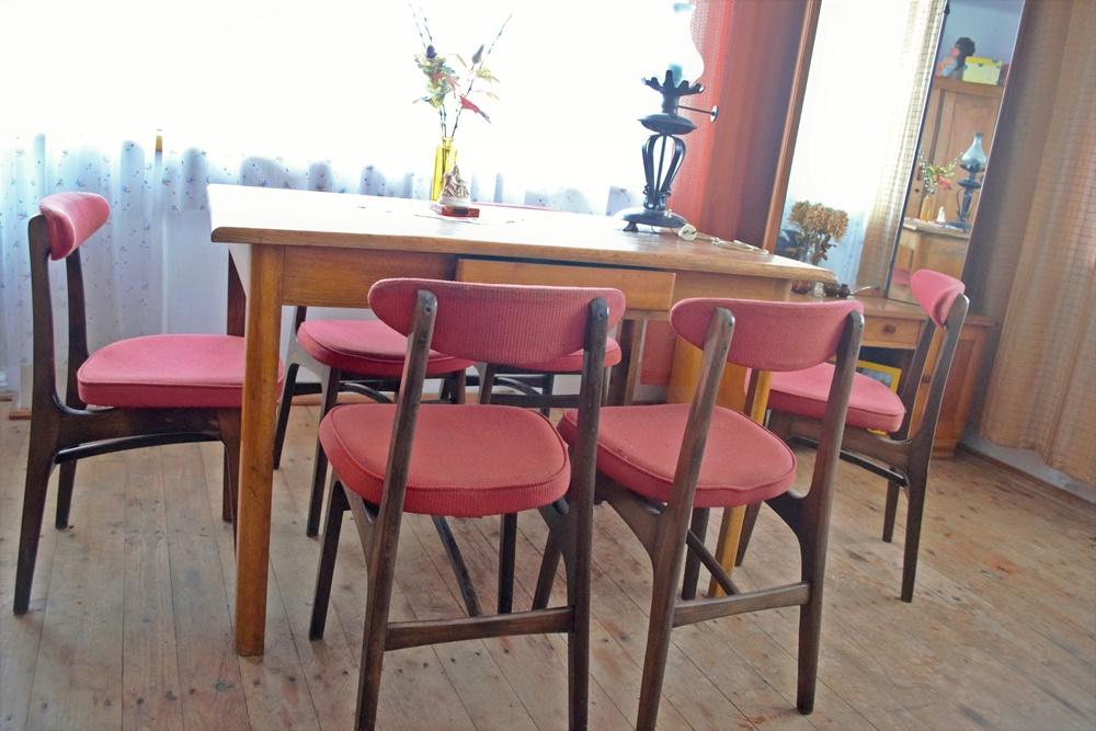Rajmund Hałas, Hałas, krzesło lata60, krzesła PRL, krzesło, krzeslo Halas, krzeslo