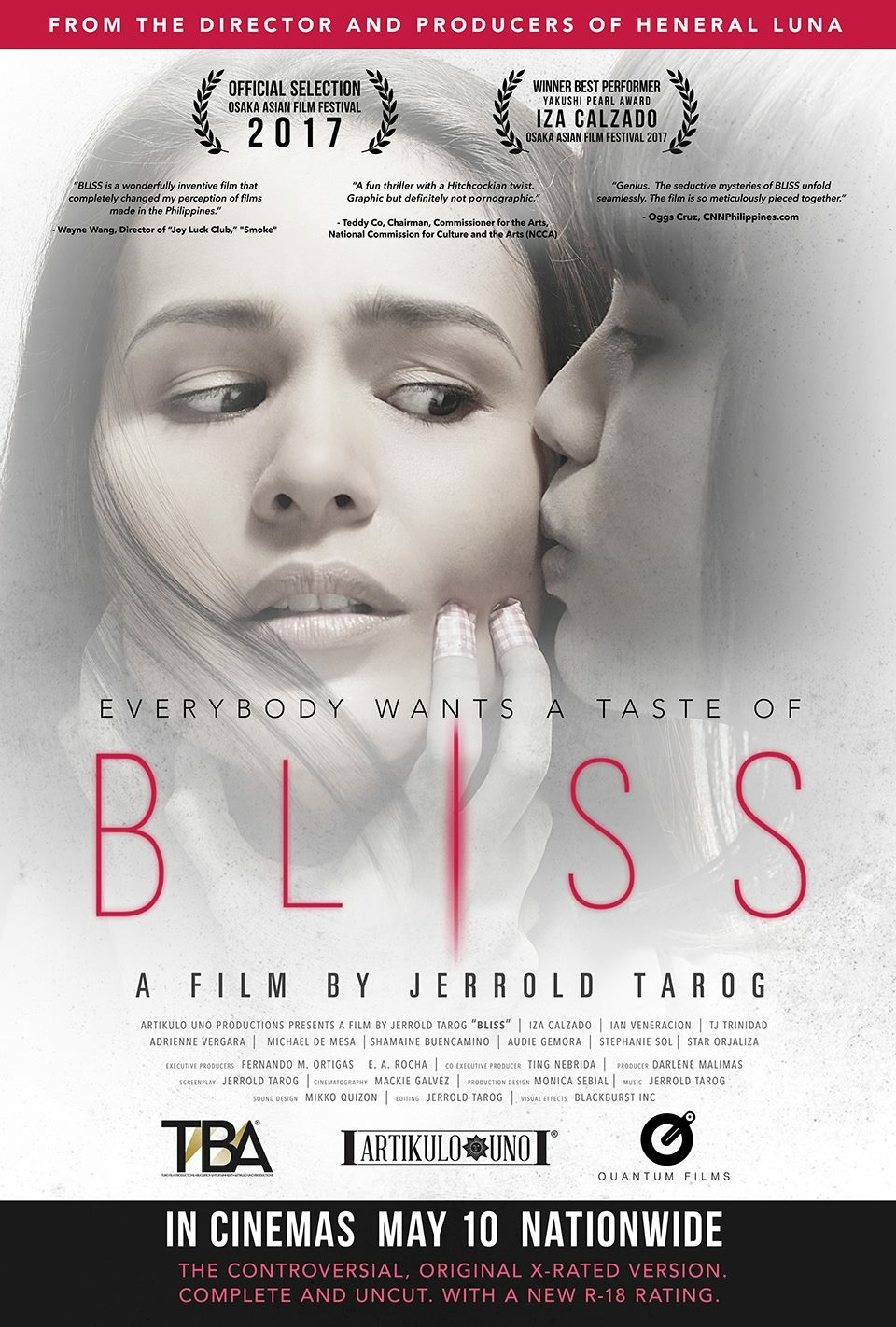 Bliss | Glitterz Escapades
