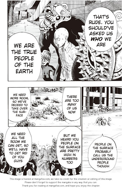 ONE PUNCH MAN CHAPTER 4 Page 9