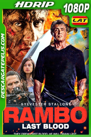 Rambo: Last Blood (2019) 1080p HDRip Latino – Ingles