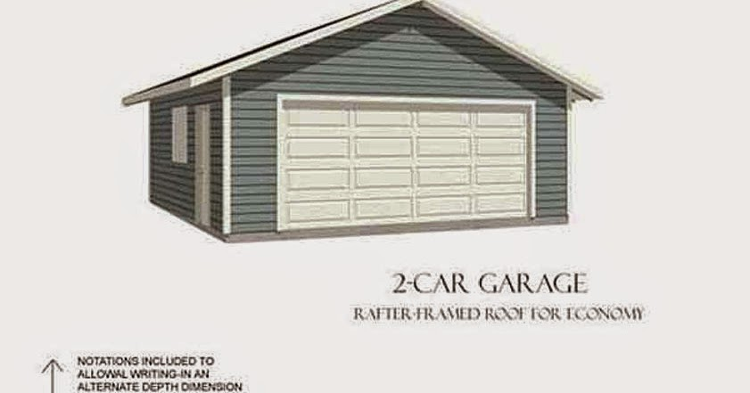 Garage Plan Examples
