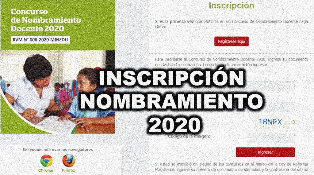 Aplicativo para inscripción nombramiento docente 2010
