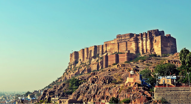 tourist destinations in India Rajesthan