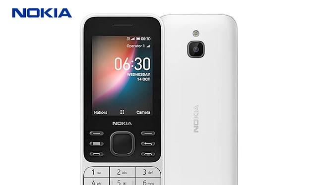 سعر و مواصفات Nokia 6300 4G - مميزات و عيوب هاتف نوكيا