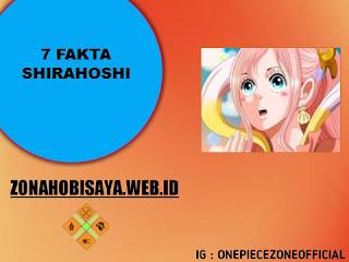 Julukan Shirahoshi Poseidon, 7 Fakta Shirahoshi