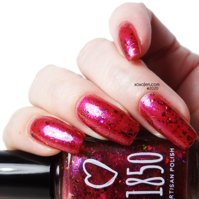xoxoJen's swatch of 1850 The Vicar