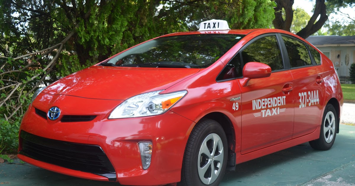 How Much Does A New Transmission Cost >> Florida Taxi Driver: Toyota Prius as a Taxi Cab