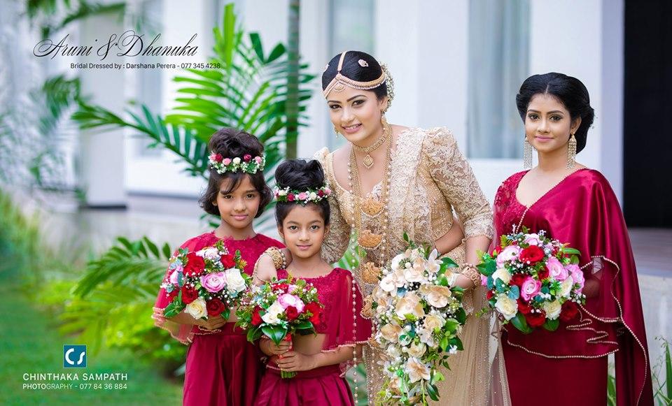 Deweni Inima Aruni Bridal Moments 7