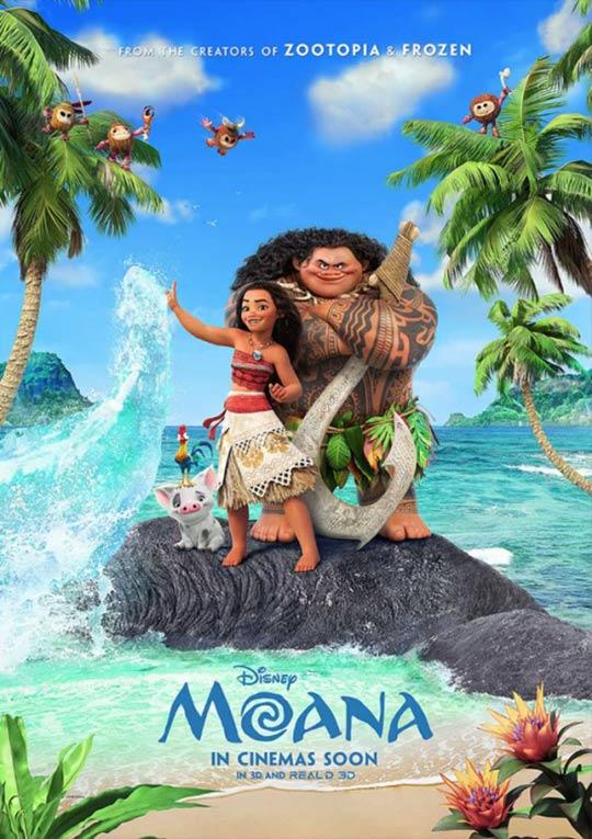 Assistir Moana: Um Mar de Aventuras – Dublado 720p