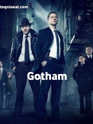 Gotham- أفضل المسلسلات