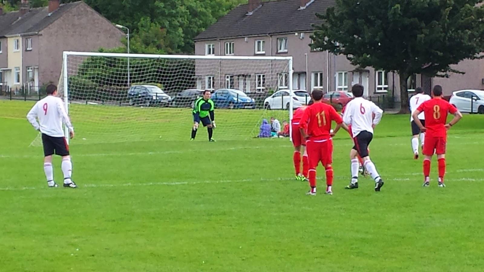 Scottish Amateur Football 101