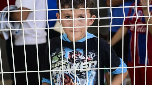 México, preocupado por nueva ley de EEUU contra menores migrantes