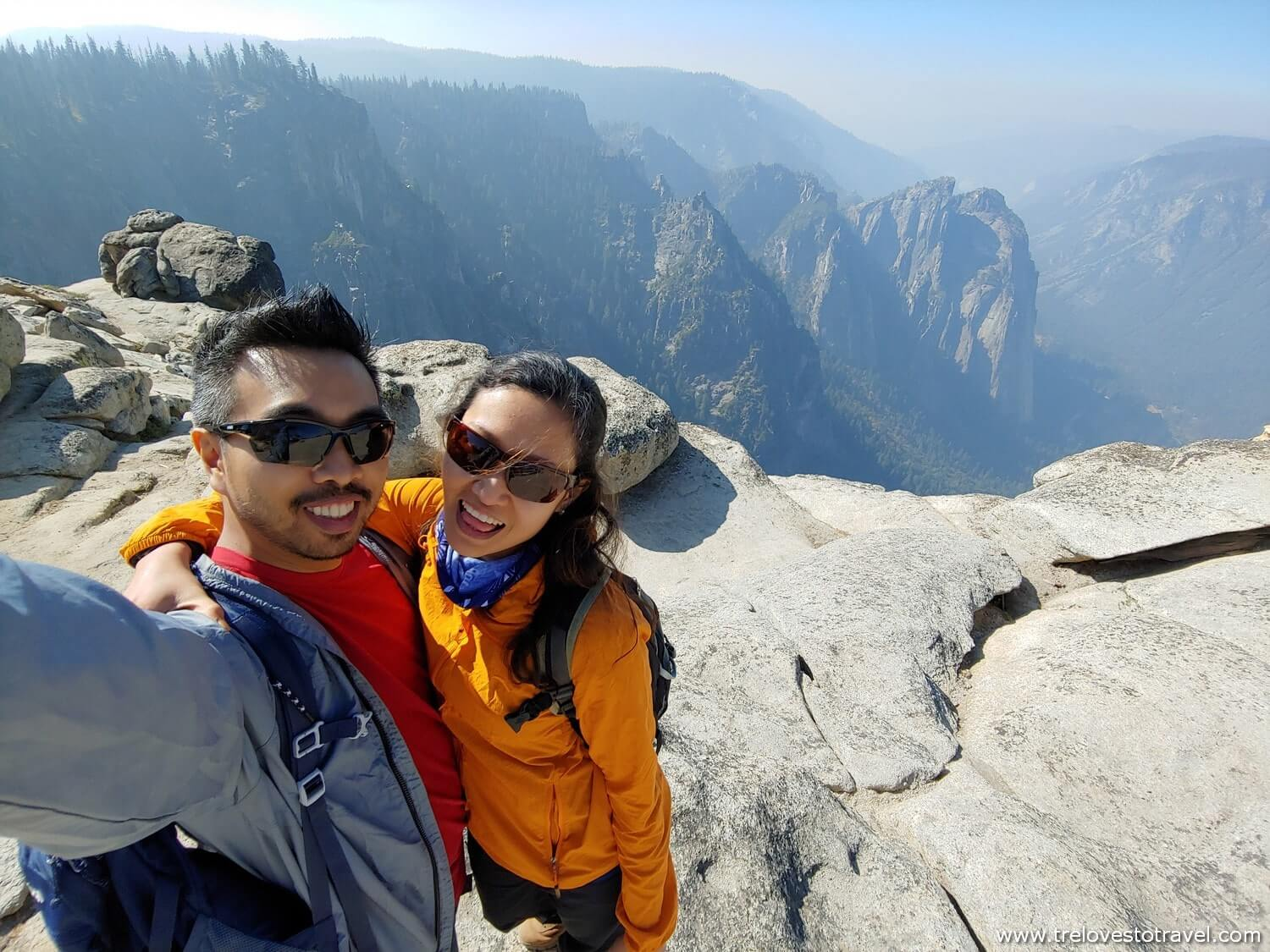 Easy Hikes in Yosemite National Park