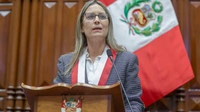María del Carmen Alva es la nueva presidenta del Congreso para el periodo 2021-2022