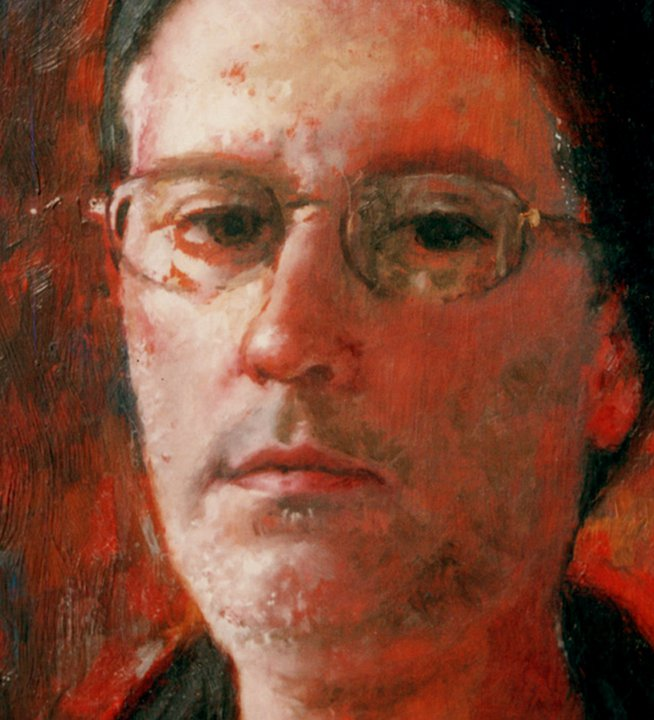 Hugo Urlacher 1958 | Argentine Portrait painter - Self portrait