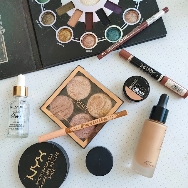 Maquillajes GLAM versión low cost: DORADO 06