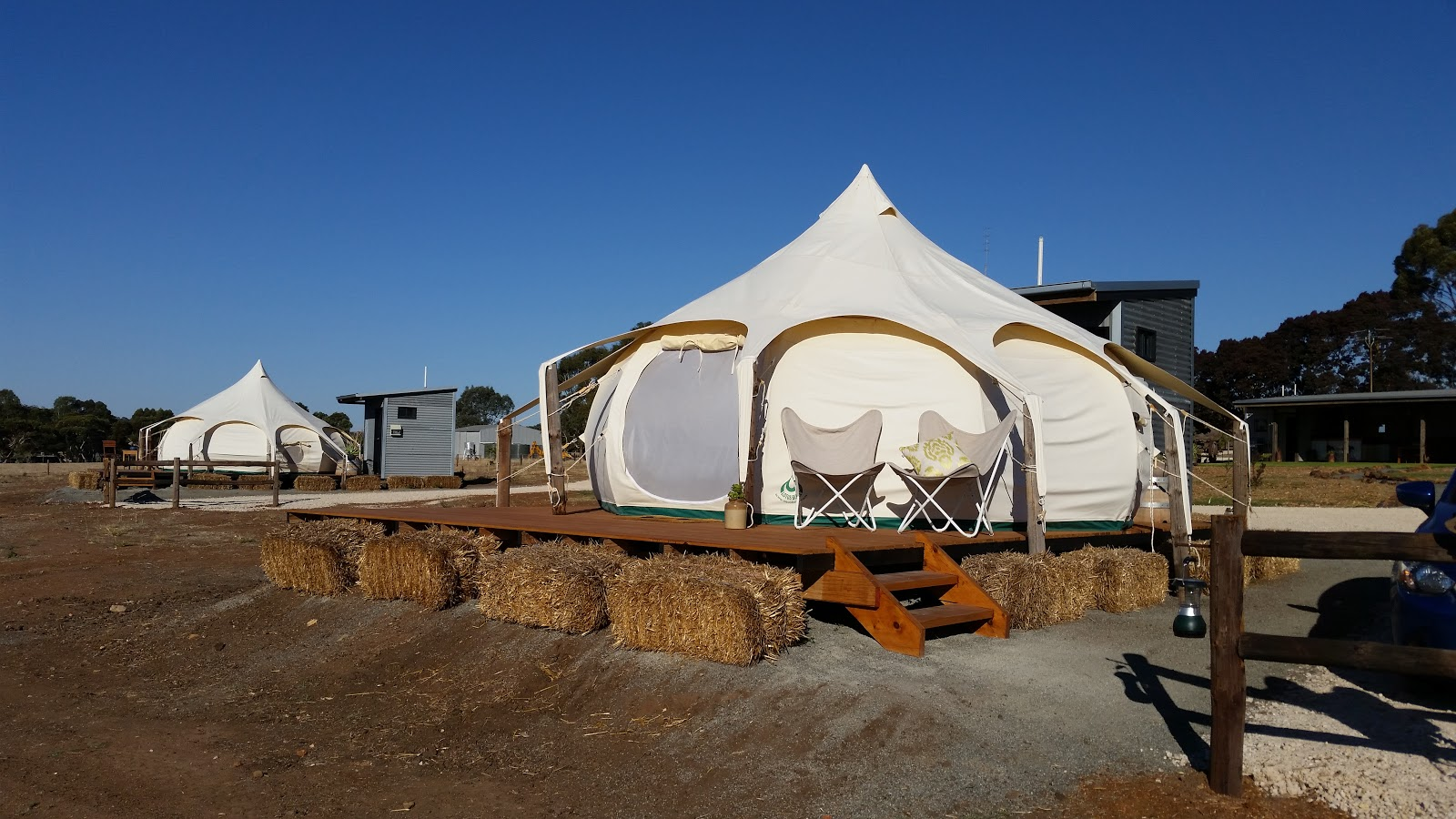 Bukirk Glamping - Camping in Style, Clare Valley, South ...