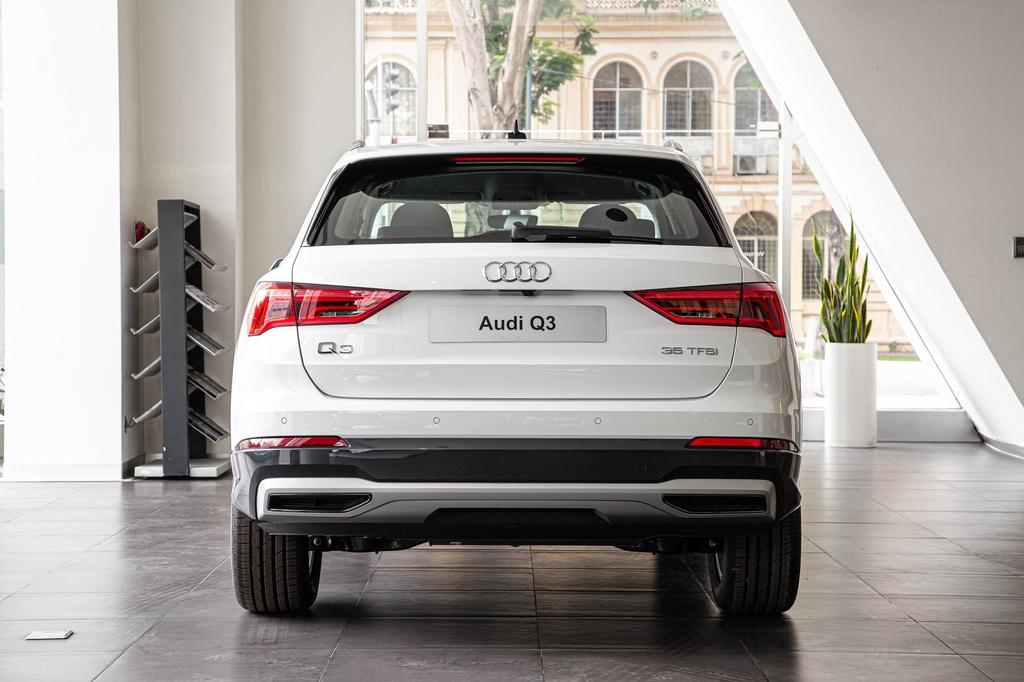 Chi tiết Audi Q3 2020 vừa ra mắt tại Việt Nam