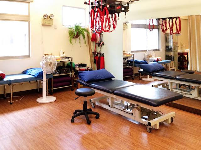 好痛痛 如康物理治療所 台南市 東區 臺南市 Redcord 紅繩懸吊系統 核心肌群 運動治療 物理治療